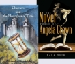 The Novel World of Angela Crown and Chapters and the Hourglass of Time