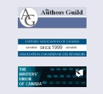Authors Guild, Editors Association, Writers Union of Canada